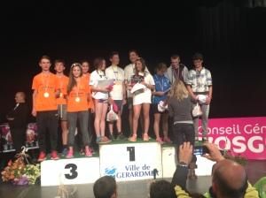 podium CF VTT
