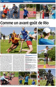 article la provence 09_06_16 Olympiades