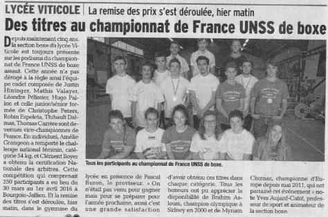 article vaucluse 28_04_16 boxe