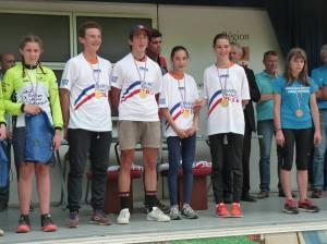 podium CF VTT 2