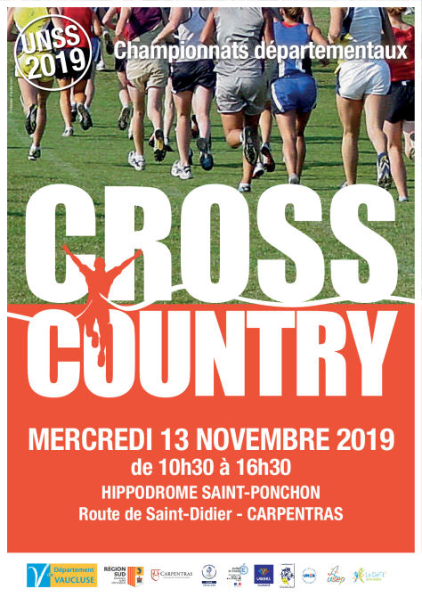 AFF A3 CROSS UNSS-2019 bord blanc tournant